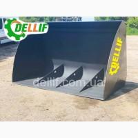 Ковш для Manitou (маниту) объём 2.5 м3 - Деллиф