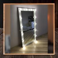 Гримерное зеркало цвет Hollywood 80 X 160 см