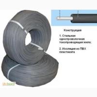 Провод ПНСВ 2 1, 2 для прогрева бетона от производителя