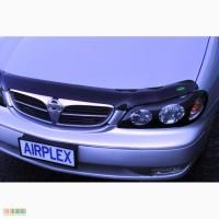 Аирдифлектор капота (мухобойка) Nissan Maxima 2000-2006 г.в.