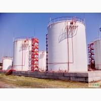Резервуары вертикальные стальные объемом от 100 до 5000 м3