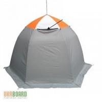 Палатка для зимней рыбалки ОМУЛЬ-2