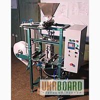 ЗТО Аванпак Автомат для фасовки в пакеты Саше и Стик с возможностью печати дизайна