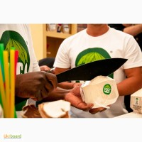 COCONUT - молодые зелёные кокосы элитного сорта «Nam Hom» из Таиланда
