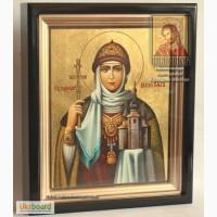 Икона Святой равноапостольной княгини Ольги в наличи