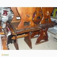 Продажа столов из дерева бу