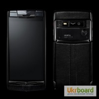 Vertu Signature Touch Pure Black, Verty, верту, копии vertu, копии vertu киев