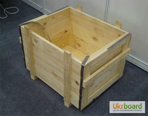 Сделать ящик из дерева