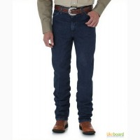 Джинсы Wrangler США 936DSD Cowboy Cut Slim Fit Jeans - Dark Stone (США)