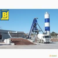 Euromecc Fast 45 - Мобильный бетонный завод (Италия)