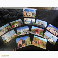 Коллекционные открытки г.КИЕВА.Сувенирный комплект