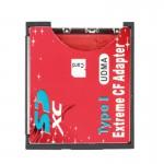Адаптер переходник флеш карт SDXC на CF Type I