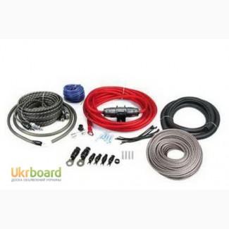 Комплект акустических кабелей BOSCHMANN AWT-4 K