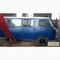 Автомобиль УАЗ- 3303 микроавтобус 1989г