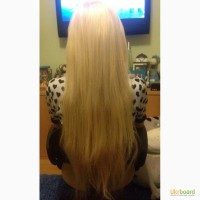 Наращивание волос.Снятие волос