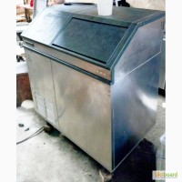 Льдогенератор бу для ресторана кафе бара чешуйчатый лед. Бу льдогенератор