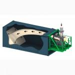 Продам оборудование для погрузки зерна в морской контейнер