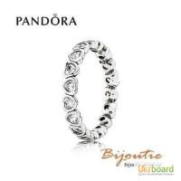 Оригинал Pandora кольцо навсегда 190897CZ