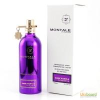 Montale Dark Purple парфюмированная вода 100 ml. (Тестер Монталь Дарк Пурпл)