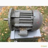 Электродвигатель ДРС-150Л 0, 15/1500об/мин 220В 150Вт фланец, синхронно-реактивный