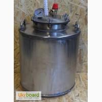 Купить Автоклав нержавейка 5 литровых (или 16 пол литровых) для домашнего консервирования