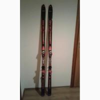 Продам б/у горные лыжи HEAD TR22, 185 см, крепления Salomon 700