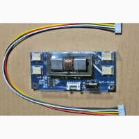 Универсальный инвертор для ЖК мониторов на 2 и 4 лампы