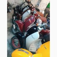 Ремонт японских квадроциклов Киев