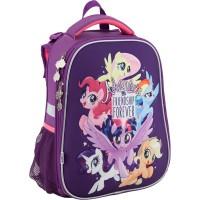 Рюкзак школьный каркасный Kite Little Pony LP18-531M ортопедическая спинка