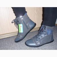 Демисезонные кожаные ботинки, сапоги Calorie (Калория) р. 33-38