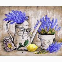 Картины, живопись, раскраски по номерам на тему Цветов