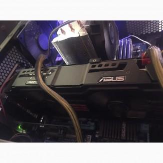Продам Asus HD7970-DC2-3GD5TOP 3 Gb 384 bit в хорошем состоянии