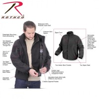 Куртки Softshell 3 in 1 производства Rothco