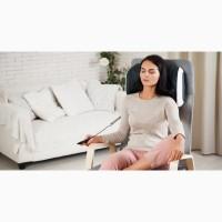 Массажеры, массажная подушка накидка кресло стол купить