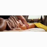 Релакс массаж с ароматическими маслами