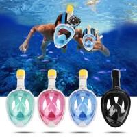 СКИДКА 25%Маска для снорклинга(подводного плавания) Easybreath