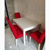Деревянный стол Верона со стульями