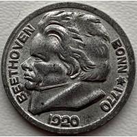 Германия 10 пфеннигов 1920 год БОНН! СОСТОЯНИЕ