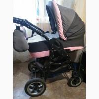 Продам детскую коляску (2 в одном) б/у