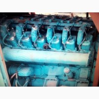 Дизель-генератор 200 кВт WOLA-71H12A