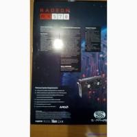 Видеокарта Radeon rx 570 nitro+ sapphire 8Gb