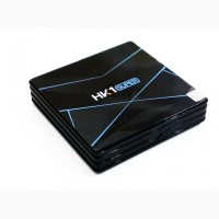 TV Box HK1 Super 4Gb/32GB Android 9.0 Смарт приставка