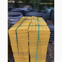 Тактильная плитка полоса полимерпесчаная 330х330х30 мм
