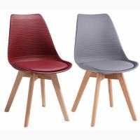 Договорная стоимость у стул P-01 пластиковый с подушкой
