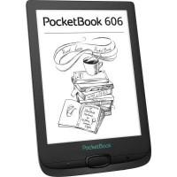 Электронная книга PocketBook 606, Black, White. Электронные книги