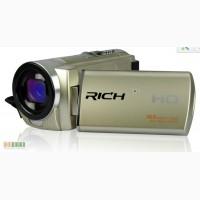 Продам Видеокамера RICH 3 сенсорный экран 23x оптический зум-объектив HD1080P