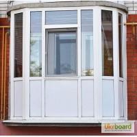 Окна, двери, балконы от производителя