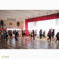 Танцы после 40 и после 50. Киев. Только для женщин. Оздоровительные гимнастика и танцы.