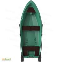 Моторно-гребная пластиковая лодка Kolibri RКМ-350