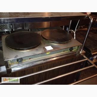 Продам Блинницу двухпостовую Roller Grill 350ED б/у в ресторан, кафе, общепит, фастфуд